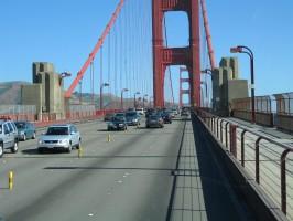 Golden Gate - San Francisco ékessége