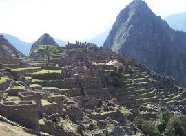 Machu Picchu, az Öreg csúcs rejtélyes kincse