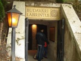 Budavári-labirintus - Budapest titka