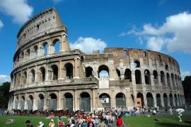Colosseum - Ave Caesar, morituri te salutant!