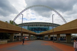 Wembley - a legek stadionja